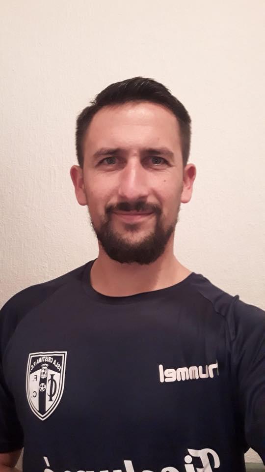 Guille Jiménez. Nueva incorporación del Isla Cristina FC