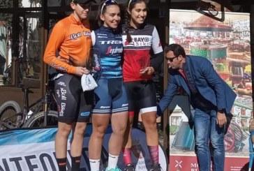 Medalla de bronce para Marta Núñez en el Open de Andalucía