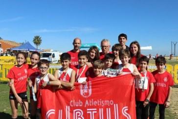 Huelva cosecha 5 galardones del Campeonato Andalucía de Campo a Través