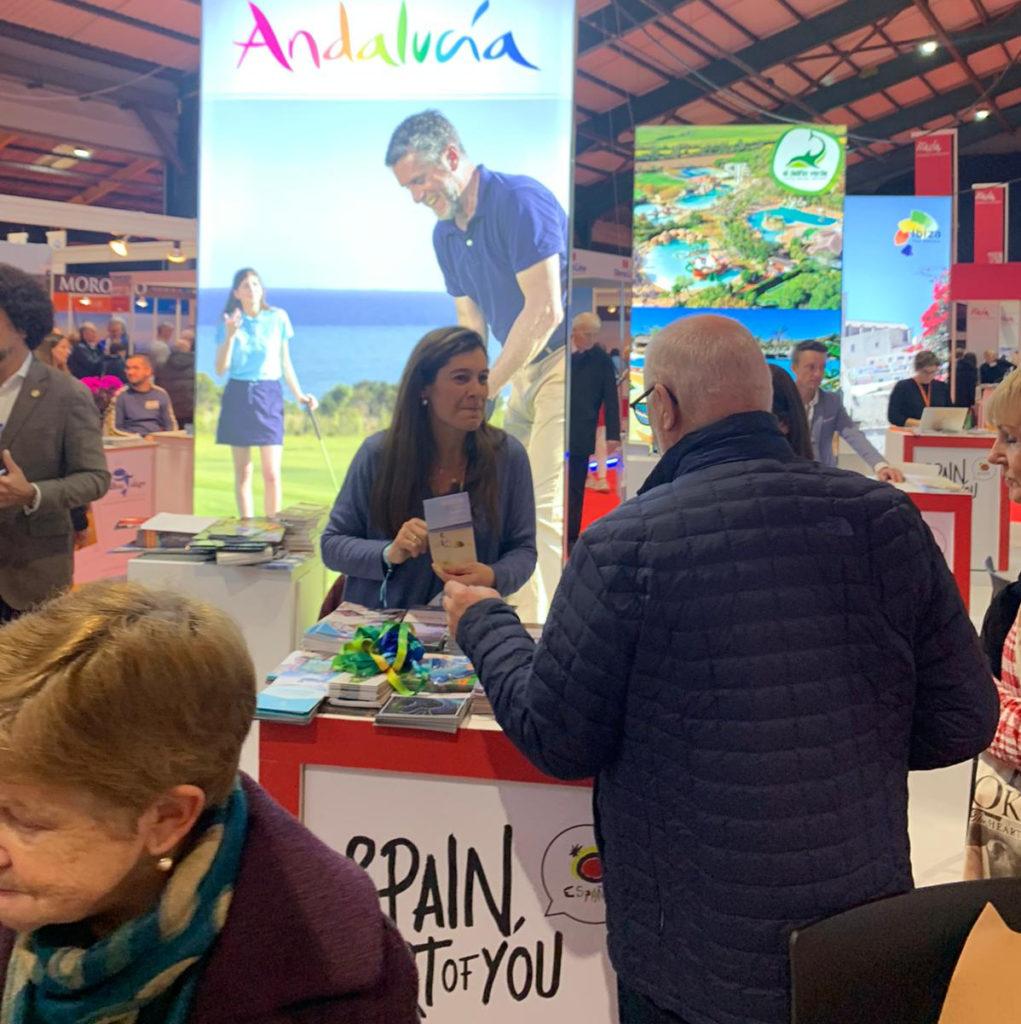 La provincia de Huelva promociona su oferta turística en Francia, Suiza y la República de Irlanda