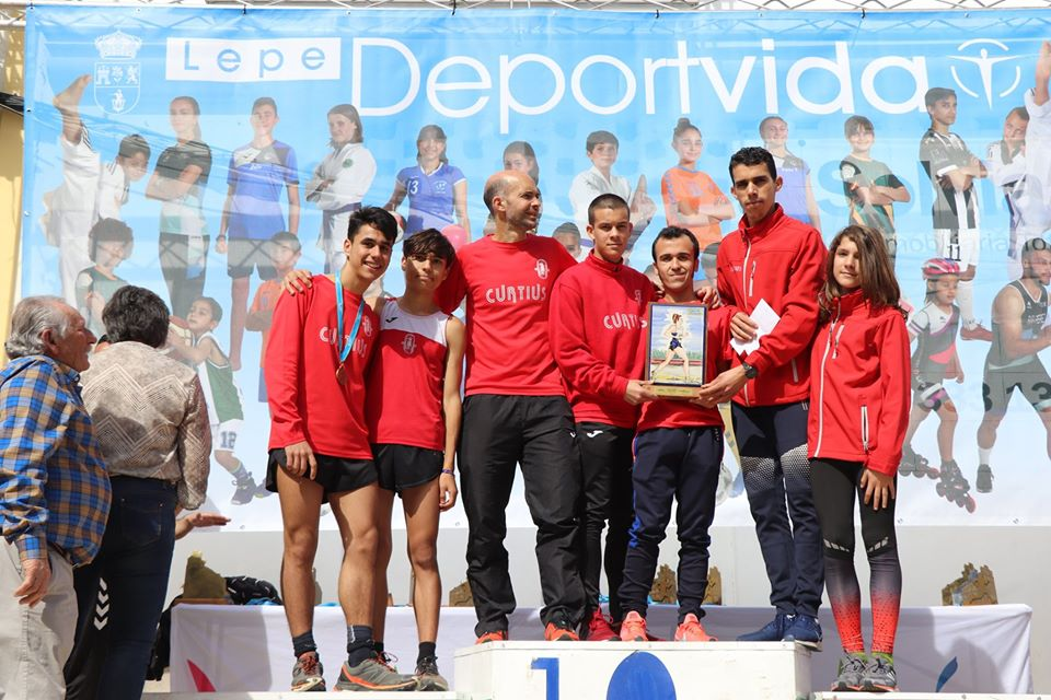 Moisés Antonete Y Carmen González ganan en Lepe