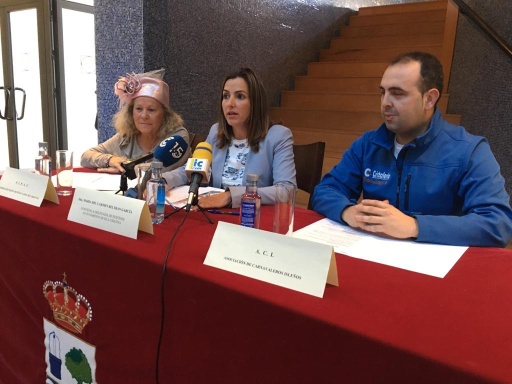 Presentada la Programación del Carnaval de Isla Cristina 2020