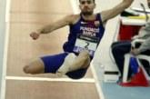 Héctor Santos campeón de España Indoor Promesa