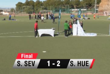Huelva Campeona de Andalucía femenino al vencer a Sevilla en la final