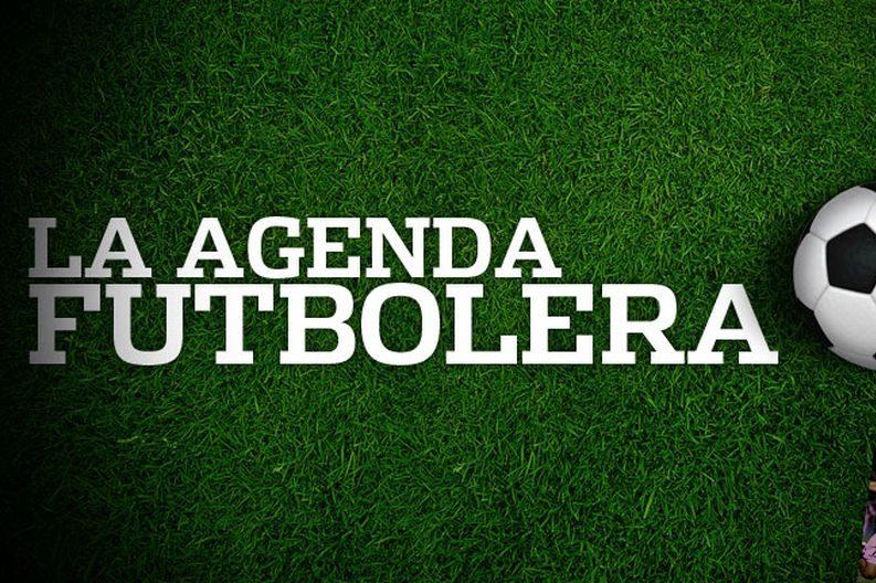 Agenda futbolera cantera UD Punta del Caimán