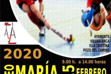 Pozo del Camino acoge este sábado el I Torneo de Hockey Sala 'María Auxiliadora'