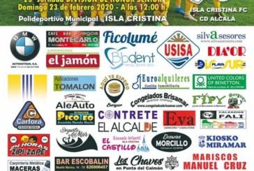 Partido a vida o muerte para el futuro del Isla Cristina FC