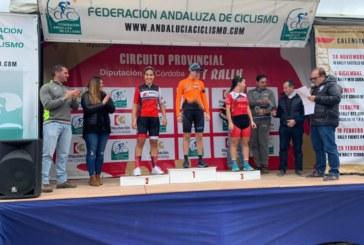 Marta Nuñez, 2º puesto en el Open de Andalucía