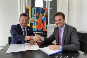 Fundación Caja Rural colabora con el Ayuntamiento de Huelva en el Festival de Jazz