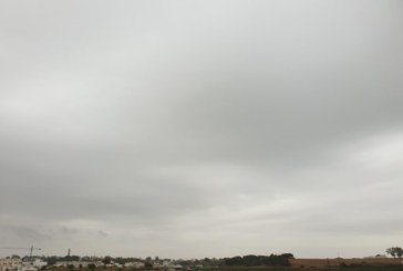 Previsión meteorológica. Alerta amarilla por lluvias