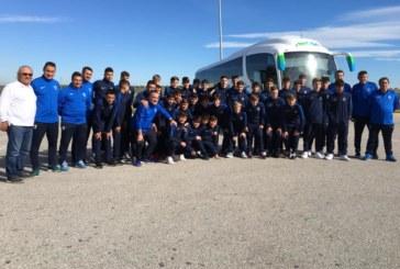 La cantera isleña presente en el Campeonato de Andalucía de Selecciones Provinciales Infantil y Cadete de Fútbol