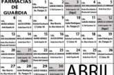 Farmacias de Guardia en Isla Cristina para el mes de Abril 2020