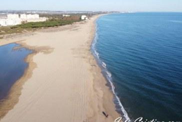 Cierran al público todas las playas de la provincia de Huelva