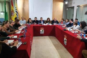 El plenario isleño muestra su apoyo al sector agrícola