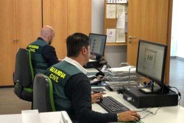 La Guardia Civil investiga una estafa en la que suplantan a la Agencia Tributaria