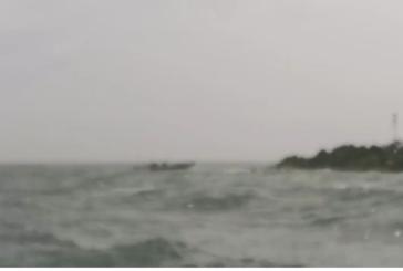 Fallecen dos marineros del naufragio del Santa Pola en Punta Umbría