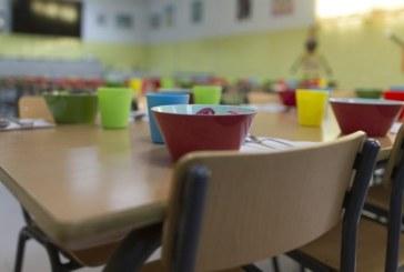 Junta ofrece tres comidas diarias a 5.100 escolares en riesgo de exclusión social