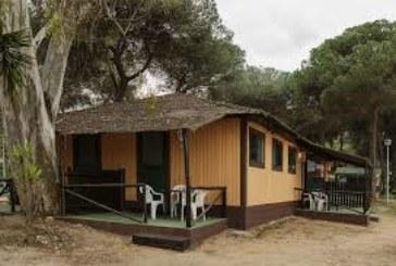 Turistas extranjeros se encuentran confinados en el camping Giralda de Isla Cristina