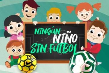 «Ningún niño sin fútbol», campaña de solidaridad de la RFAF contra el COVID-19