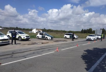 Isla Cristina vuelve a blindarse por carretera (Radio Isla Cristina)