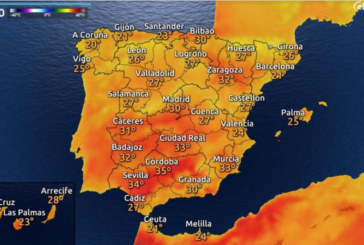 El Calor Protagonista a partir del fin de Semana en Isla Cristina