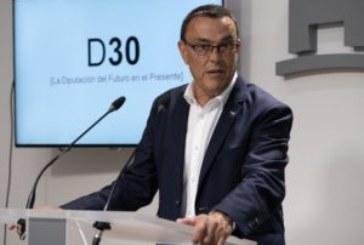Diputación traslada a la Junta el malestar de los ayuntamientos al conocer los datos de contagios por la prensa