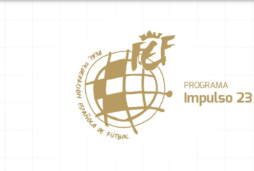 La RFEF cumple los compromisos establecidos en el programa Impulso 23