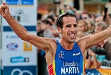 Emilio Martín recluta luchadores contra el coronavirus