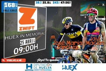 El sábado se celebrará una Huelva Extrema virtual de 90 kilómetros