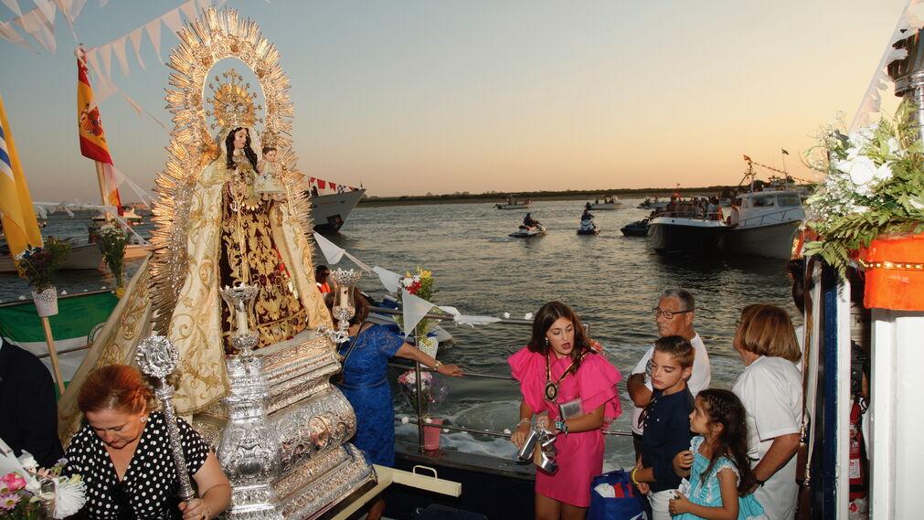 Se suspenden en Isla Cristina las Fiestas del Carmen 2020