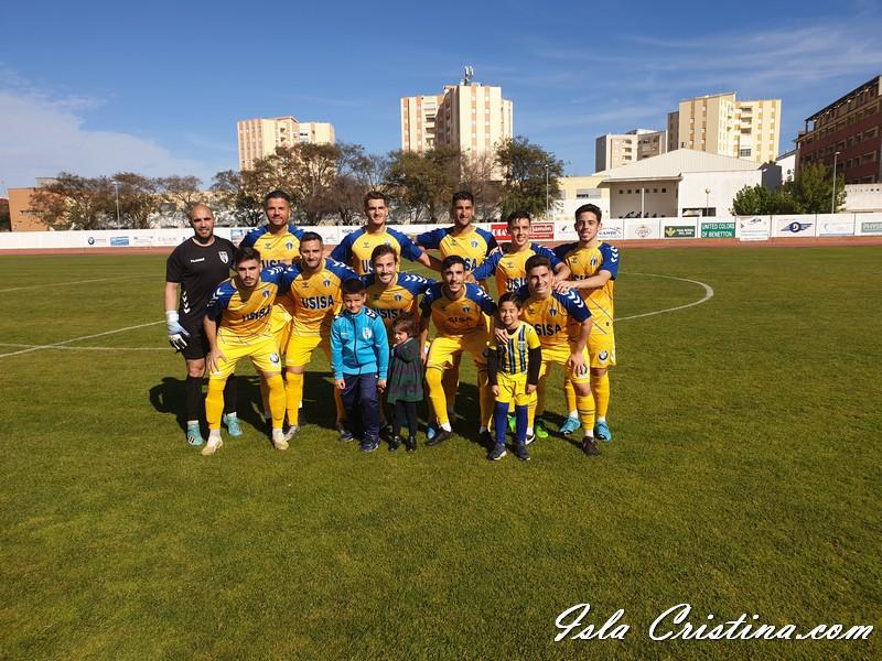 El Isla Cristina FC se asegura la permanencia en División de Honor una temporada más