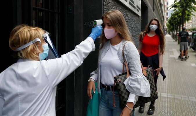 Un solo muerto en Andalucía por coronavirus