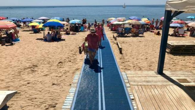 La mayoría de playas de Huelva se abrirá al baño con medidas de seguridad desde el 15 de junio