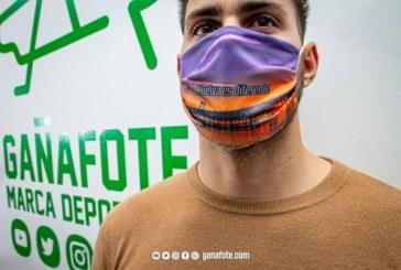Las mascarillas personalizadas de Gañafote vuelan a Europa en plena crisis del Covid-19