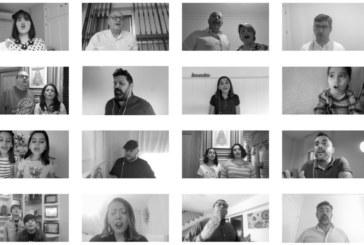 Artistas de Huelva versionan desde sus casas el Himno del Centenario de la Virgen del Rocío