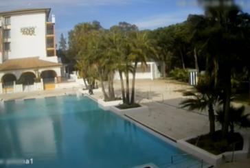 Se saltan el confinamiento para colarse en un hotel de Isla Cristina