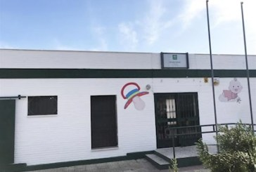 La Junta inicia obras de mejora en la Escuela Infantil La Higuerita de Isla Cristina