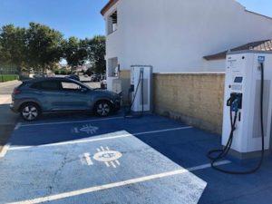 El proyecto Garveland finaliza con un nuevo plan de impulso al vehículo eléctrico en Isla Cristina