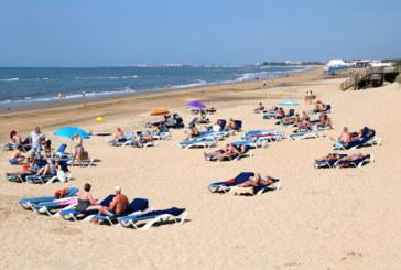 Isla-Cristina.com anunció que se abrirían las playas este lunes