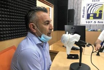 Repaso del Alcalde isleño Jenaro Orta, de la Fase 3 en Radio Isla Cristina
