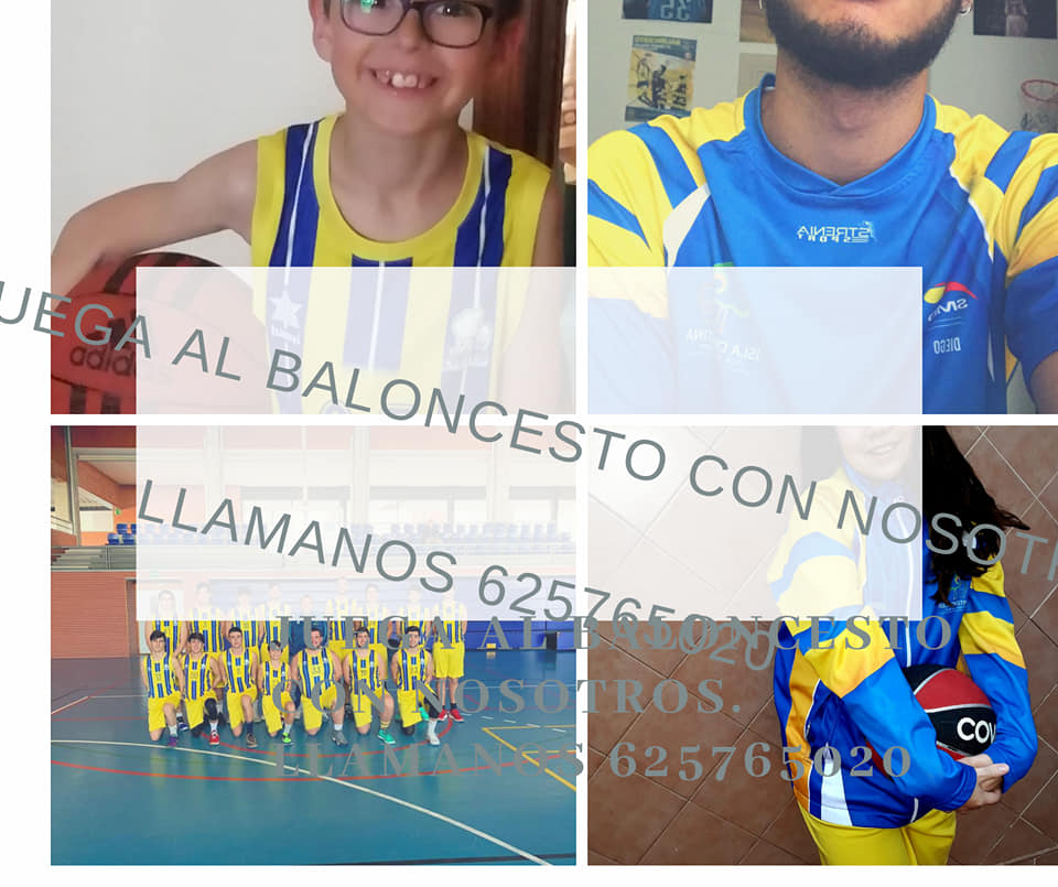 Abierto el plazo de inscripciones del Club Baloncesto Isla Cristina