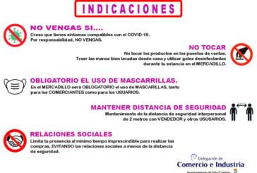 Este próximo domingo abre el mercadillo ambulante de Isla Cristina