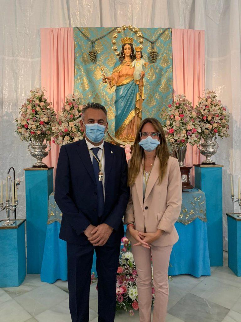 Celebrada la Función Mayor en Honor a María Auxiliadora, Patrona de Pozo del Camino