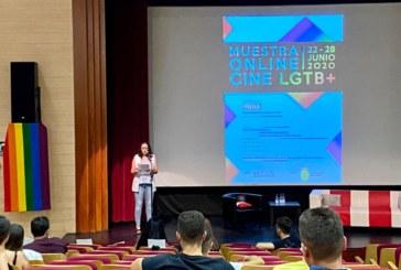 Más de 1.590 personas han participado en la I Muestra de Cine Online LGTB+