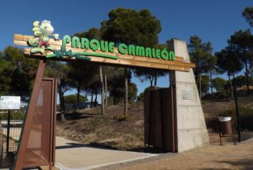 Reapertura del Parque 'El Camaleón' de Islantilla