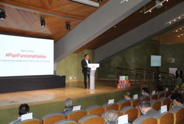 Cónclave de alcaldes y alcaldesas en el Plan de recuperación provincial 'Funciona Huelva'