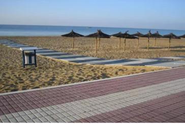 Atascos para ir a las playas de Huelva