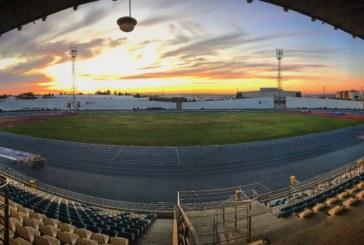 El Estadio Iberoamericano de Atletismo 'Emilio Martín' reabre el lunes sus instalaciones al público