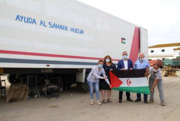 40.000 kilos de ayuda humanitaria para el pueblo saharaui