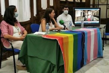 Presentan en el IAJ de Huelva la campaña 'Orgullo de ti' con motivo del Día del Orgullo LGTBI
